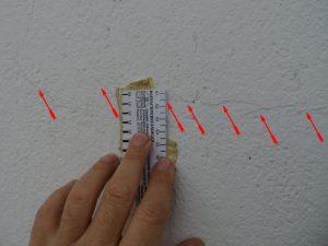 Perito de casa PERITAJE DE GRIETAS – Inspector de edificio Tasaciones valuaciones Supervisión Obras