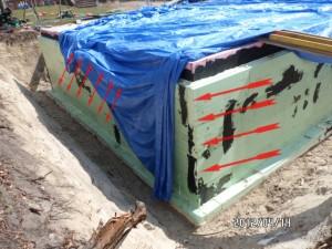 Baubegleitung durch Baubetreuer bei Kellerdämmung
