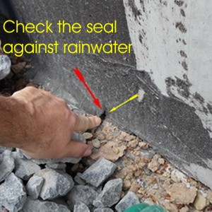 home inspector real-estate-due-diligence checking house building condo quality Pattaya building surveyor price Building surveyor Building expert, House Inspektor investigation Surveyor Check the seal against rainwater