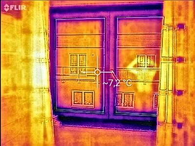 Bei Hausabnahme, Hausübergabe, Bauabnahme KFW Standard überprüft Schlußabnahme