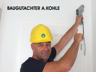 Baugutachter Bodensee A. Kohle Hausübergabe