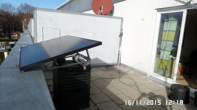 Mini solar PV Piratenanlage Sachverständiger Elektriko