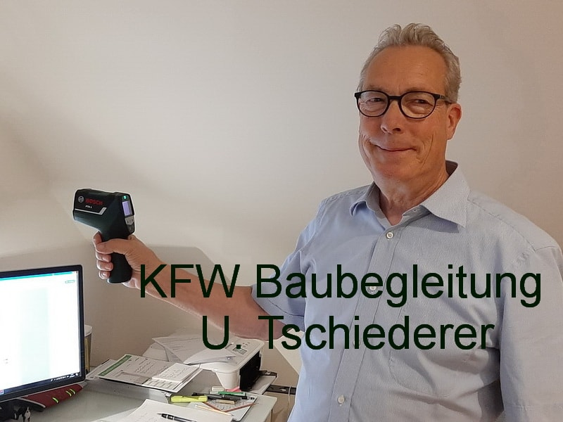 KFW Baubegleitung Berater Allgäu Tschiederer Wärmebilder