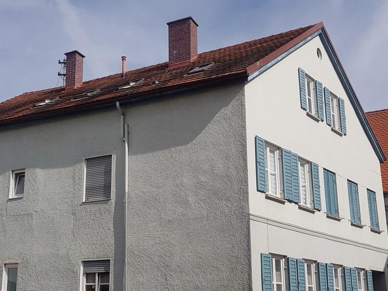 Immobilie schätzen - Kosten Berater altes Haus kaufen, KFW Beratung neues Haus bauen KfW Maßnahme gefödert Erhöhung Dämmwert der Außenwände Fassade geeignet für Wärmedämmputz