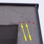 Immobiliencheck-Hausinspektion Bauabnahme Bausachverständige Gutachter Kauf Immobilie Wandriss