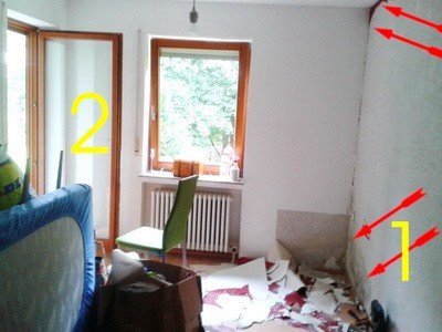dem Mieter falsches Lüften nachweisen ist bei Mängel der Wohnung nicht möglich
