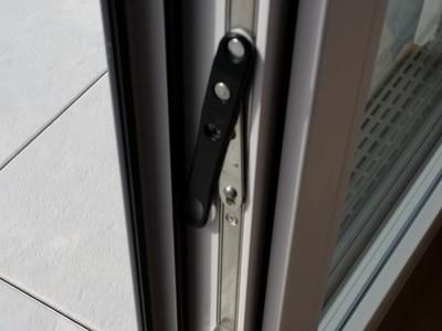 Sichern der Fenster gegen Einbruch Bauabnahme Fenster prüfen