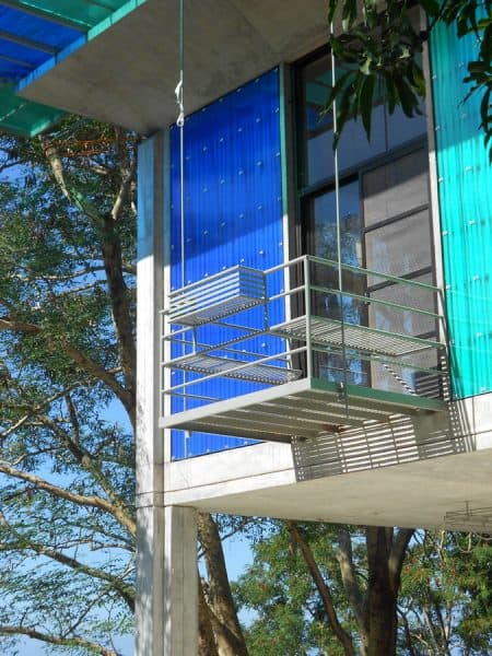 House, Lot For Sale, Puerto Galera, Propertie 1. Guestroom Balcony seen from the Pool