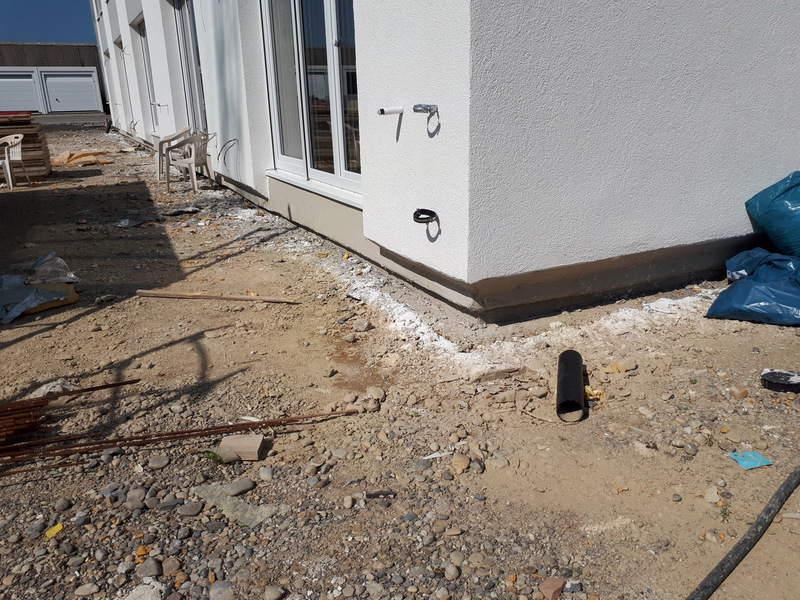 Kontrolle Fassade, Abdichtung Fenstereinbau, Dachflächen & Dachrinnen