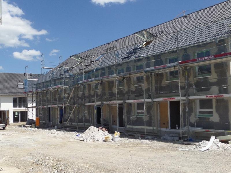 Kontrolle Sicherheit Fassade, Fenstereinbau, Dachflächen & Dachrinnen