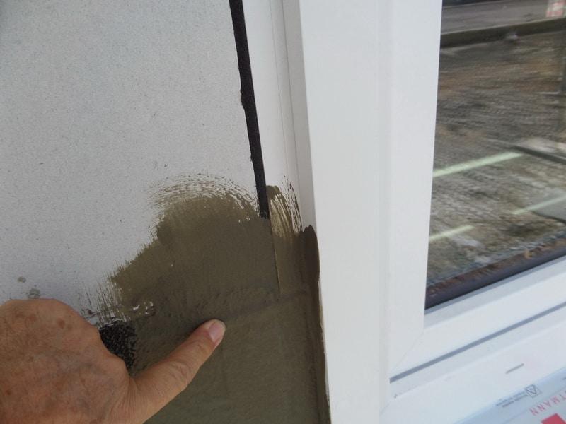 Kontrolle Fassade, Abdichtungen Fenstereinbau, Dachflächen & Dachrinnen