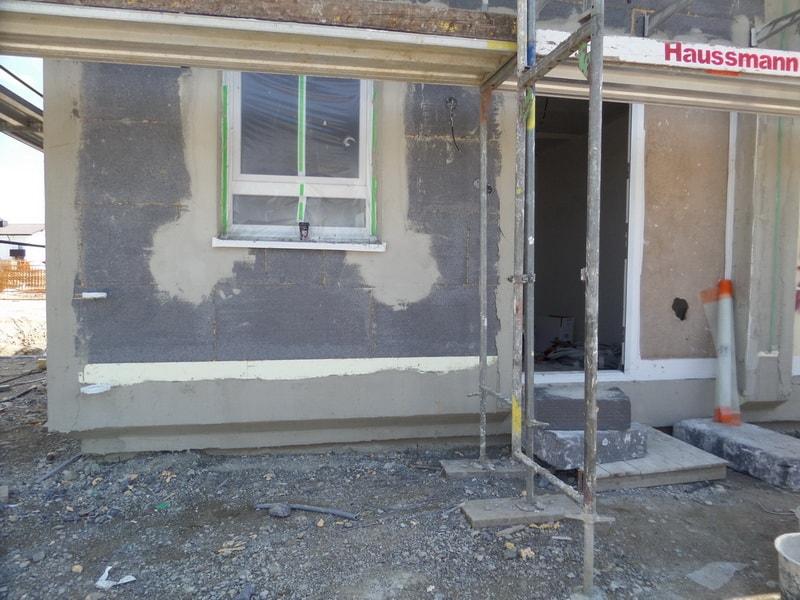 Baubegleitung Kontrolle Fassade, Dämmung Fenstereinbau, Dachflächen & Dachrinnen