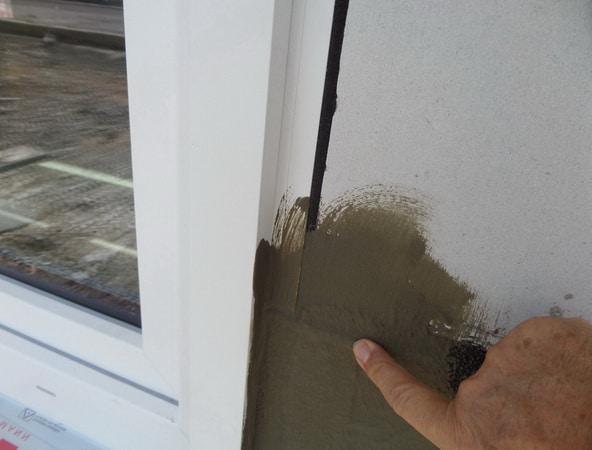 Baubetreuer Baubegleitung Baukontrolle Fassade Abdichtung & Fenstereinbau,