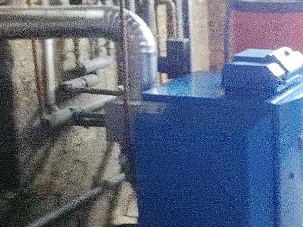 zu wenig Dämmung der Heizleitungen