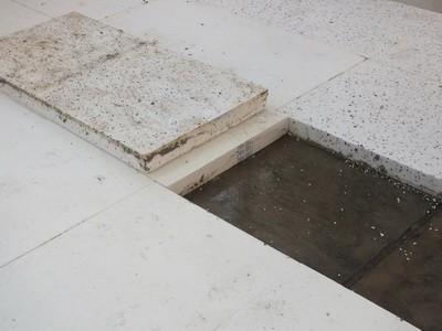 Fußboden & Dämmung entfernen nach Wasserschaden