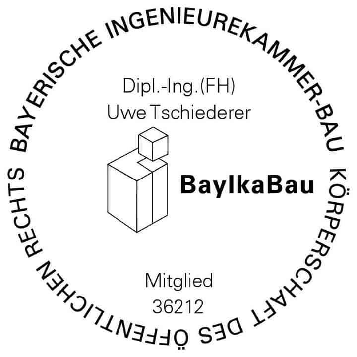 Mitglied Bayrische Ingenieurkammer